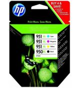 HP 950XL/951XL combo pack (C2P43AE)